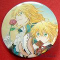 Pandora Hearts placka 09 - Oz, Jack